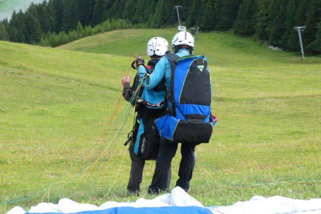 Parachute en france