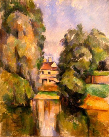 Oeuvre de Paul Cézanne - Artiste du cubisme