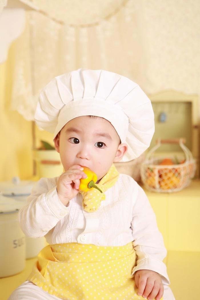 Cuisiner avec les moins de 3 ans
