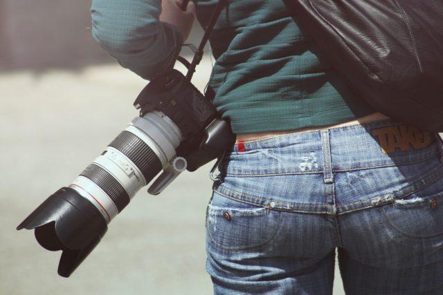 Photographe : un des métiers de l'art
