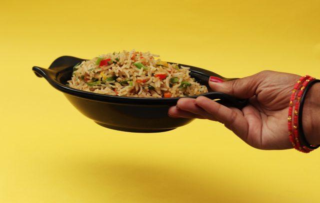 Poulet et riz espagnol