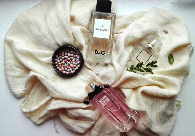Collection de parfum