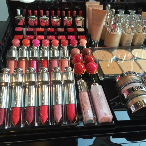 Votre collection de rouge à lèvre
