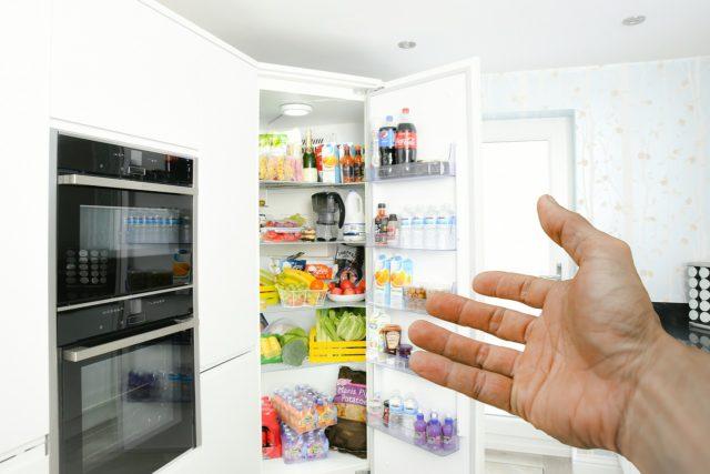 La conservation au réfrigérateur