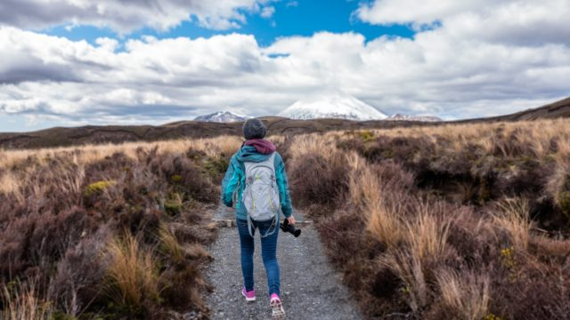Le voyage en randonnée
