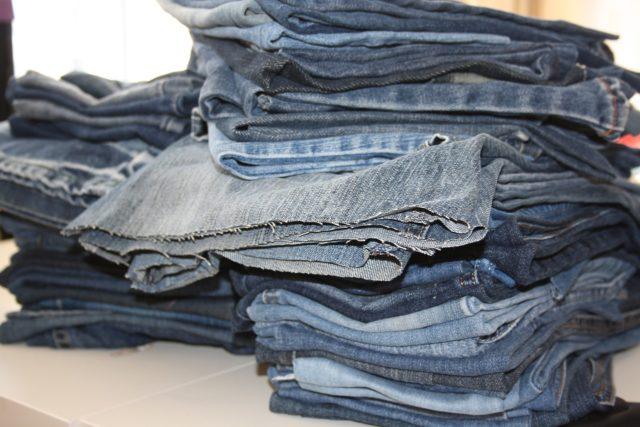 Que faire avec vos vieux vêtements ?