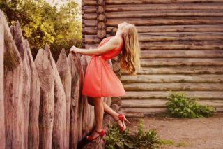 La robe pour les petites tailles