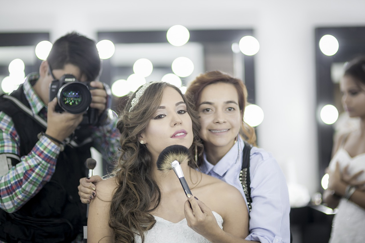 Quel maquillage pour un shooting photo réussi
