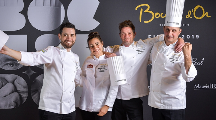 Equipe de Danemark Bocus 2019