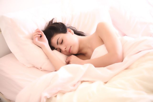 Bien dormir la veille de son shooting