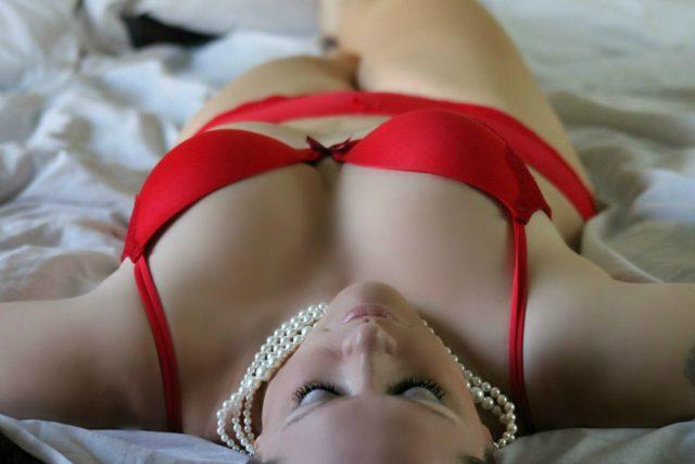 Sous Vêtement Rouge
