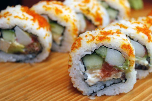 Sushi : cuisine traditionnelle japonaise
