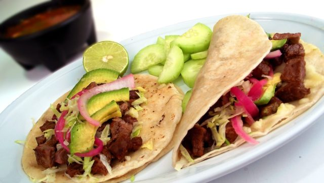 Tacos : cuisine traditionnelle mexicaine