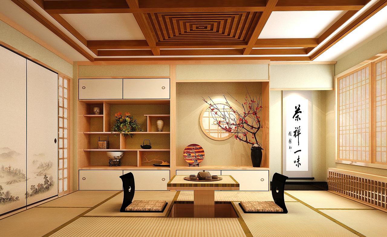 Les secrets pour réussir sa décoration japonaise d'intérieur