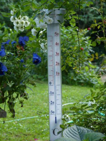 thermomètre décoratif