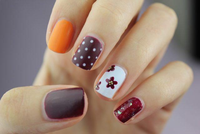 Vernis à ongles durables