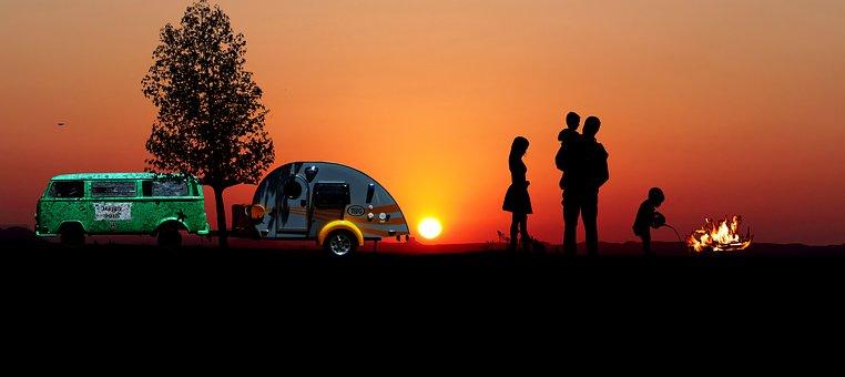Quelques étapes faciles pour planifier un voyage en famille