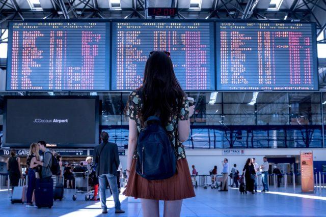 Partir seul en voyage